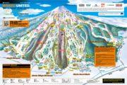 Viaggio Sci Giappone Niseko Mappa Impianti