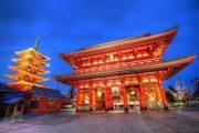 Viaggio Sci Giappone-Tokyo Visita della Città