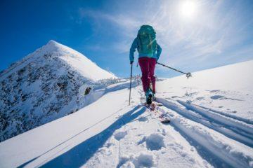 Viaggi Sport Viaggio Sci e Snowboard in Canada Roger Pass Backcountry Ski