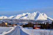 Viaggi Sport Viaggio Splitboard Norvegia Panorama Lyngen