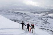 Viaggi Sport Viaggio Splitboard Norvegia Risalita Pelli