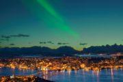 Viaggi Sport Viaggio Splitboard Norvegia Tromso Aurora Boreale