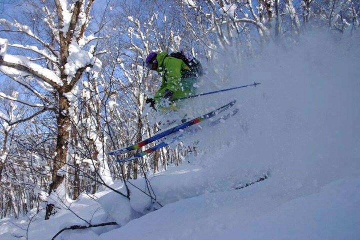 Viaggio Sci Giappone Tour Expert Hokkaido Sci Freeride