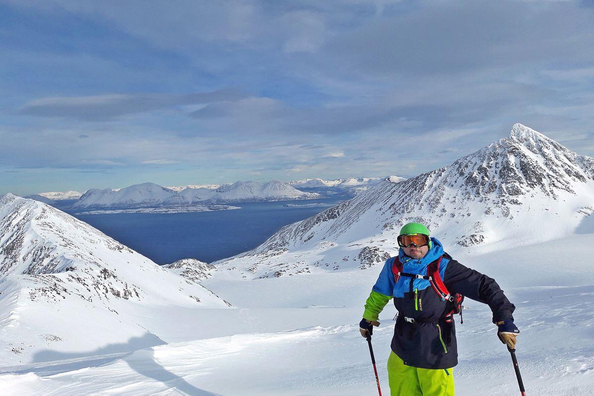 Viaggio Sci Norvegia Scialpinismo