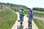 Viaggi Sport Cicloturismo e Mountain Bike in Franciacorta strade bianche sterrato