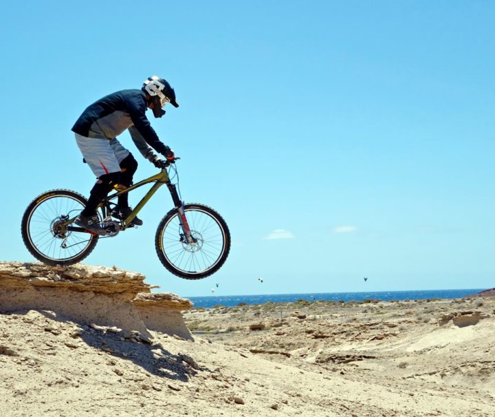 Viaggi Sport Tenerife Mountain Bike Mare