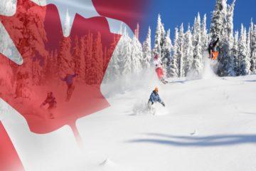 Viaggi Sport Sci e Snowboard in Canada