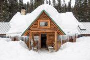 Viaggi sport scialpinismo canada cabin rifugio attrezzato