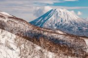 Viaggi Sport Scialpinismo in Giappone Mount Yotei Sci Skialp