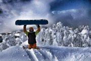 Viaggi Sport Splitboard Giappone Hokkaido Vulcani