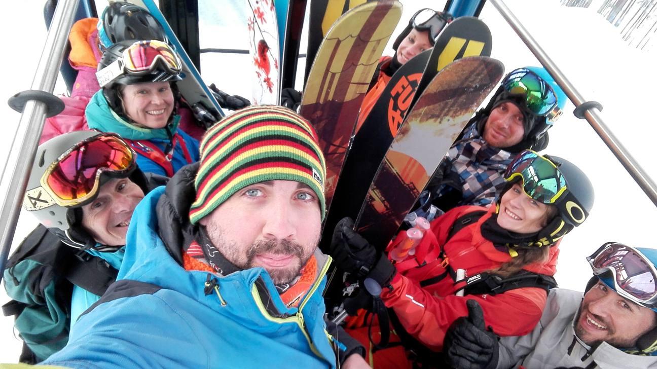 Viaggi Sport Sci Snowboard Canada Revelstoke