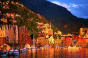 Viaggio Vacanza Norvegia Estate Fiordi Bergen