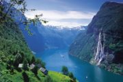Viaggio Vacanza Norvegia Estate Fiordi Trekking