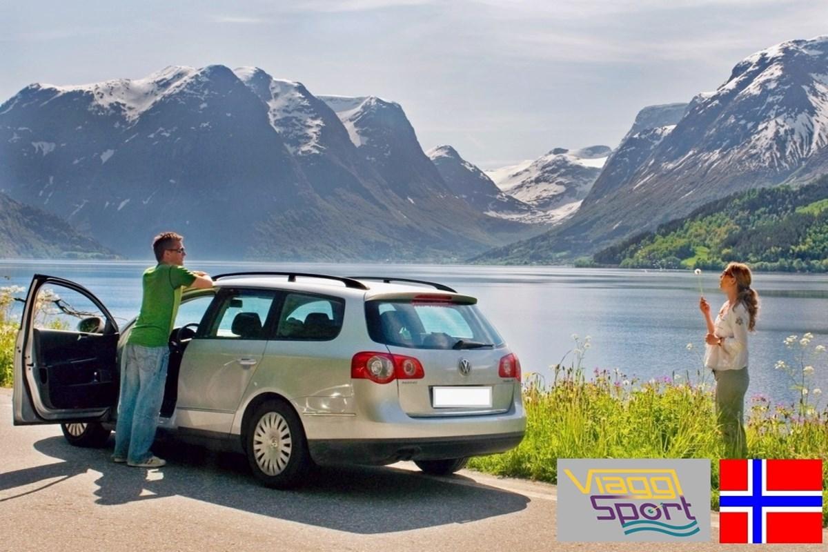 Viaggio in Norvegia Estate Libertà Noleggio Auto Fly Drive