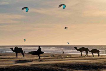 viaggi sport kitesurf in marocco
