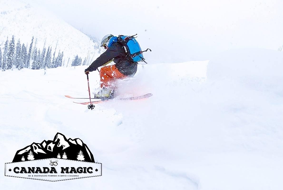 Viaggio Sci e Snowboard in Canada Catskiing Freeride