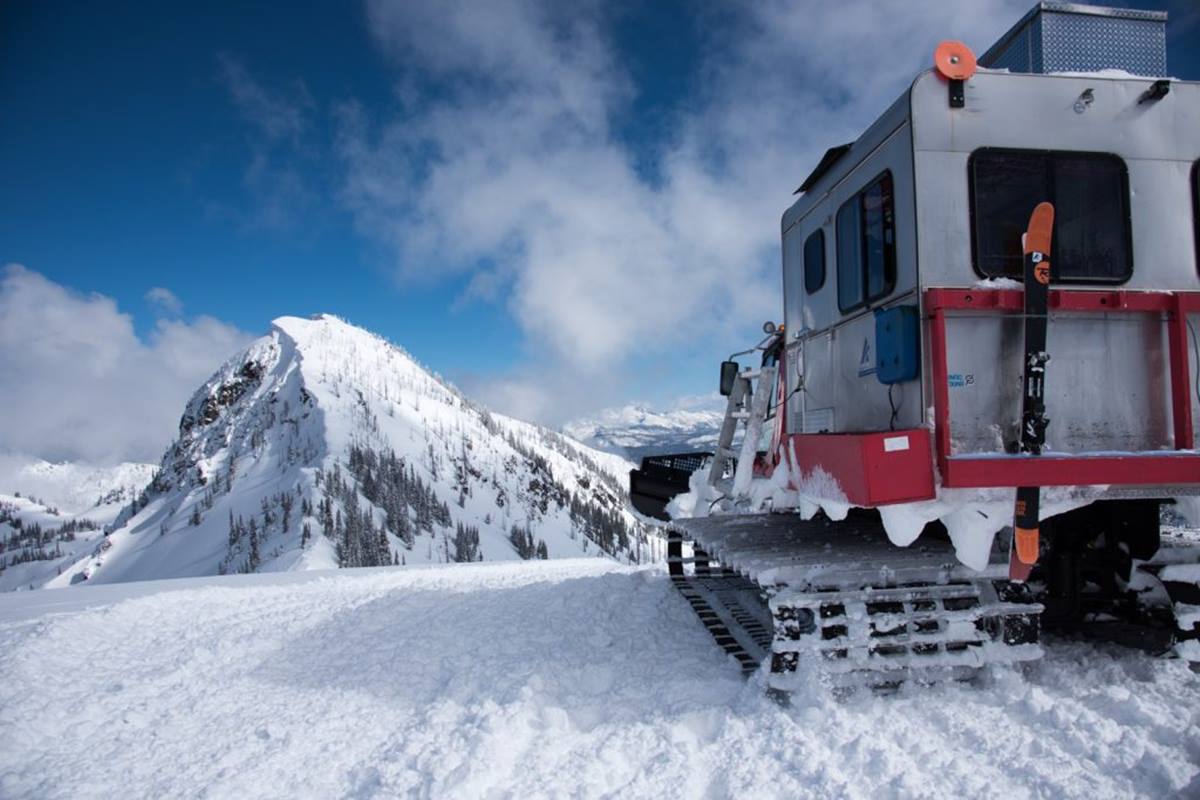 Viaggio Sci e Snowboard in Canada Catskiing Revelstoke
