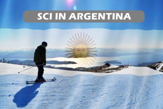 Viaggio Sci Argentina Bailoche Vacanza