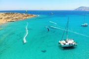 Grecia Kite Catamarano