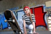 vacanza skate barcellona ragazze