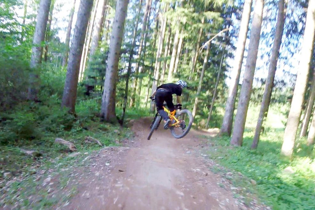 enduro bear trails con ricky fadda