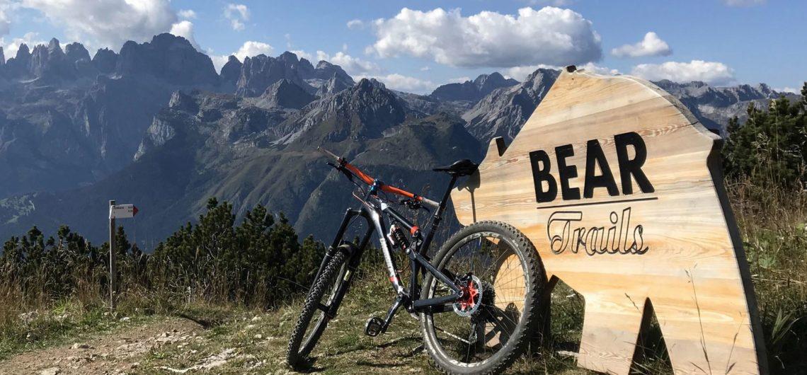 viaggi sport mtb enduro bear trails con ricky fadda