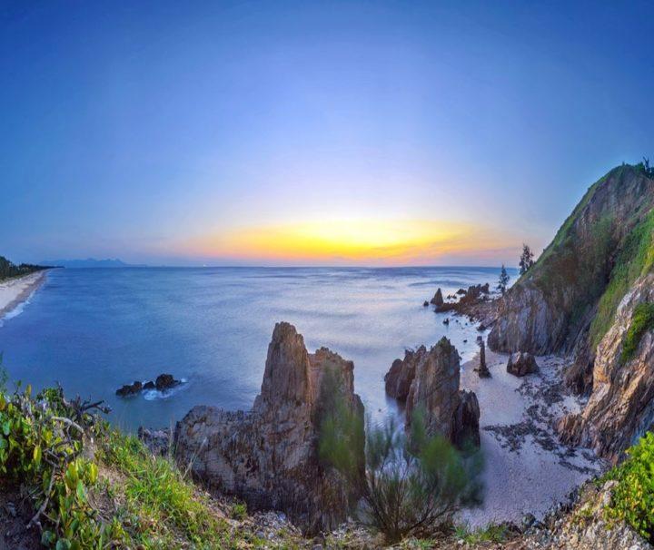 Viaggio in Vietnam Tour e Soggiorno Mare Costa Beach Resort