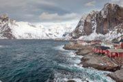 norvegia inverno lofoten