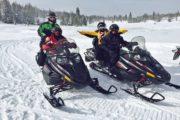 vacanza viaggio finlandia lapponia snow safari