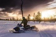 vacanza viaggio norvegia tromso snow safari motoslitte
