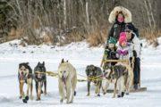viaggio norvegia vacanza tromso safari husky slitta