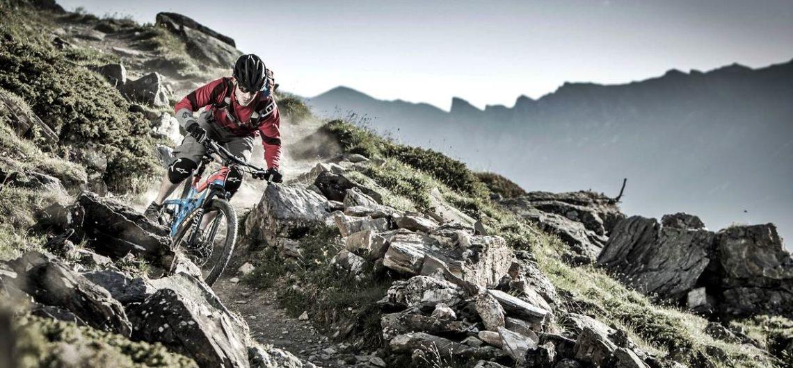 Mountain Bike Svizzera Lenzerheide Arosa Mtb Enduro Ebike Copyright Graubunden Ferien Merida Bikes