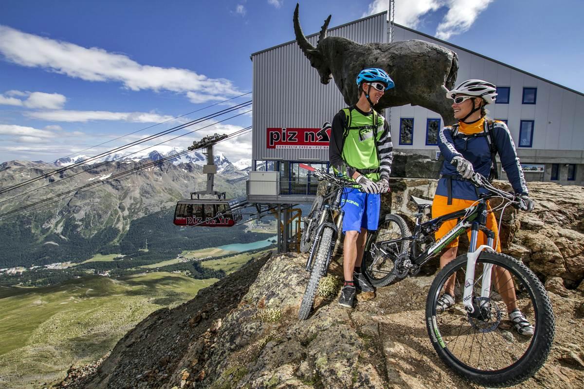 Mountain Bike Svizzera Mtb Enduro Ebike Copyright swiss image ch photo Andreas Kern