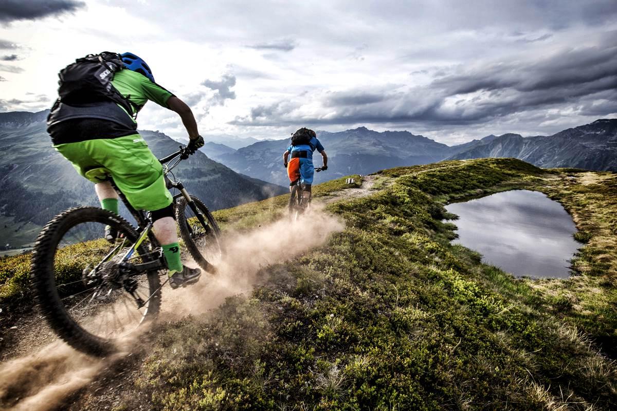 Mountain Bike Svizzera Photo Destination Davos Klosters ScottSportsSA