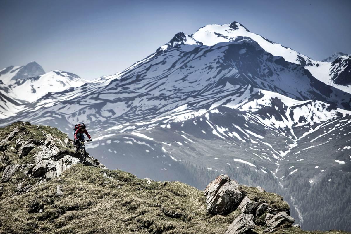 Mtb Enduro Svizzera Lenzerheide Copyright Graubunden Ferien Merida Bikes