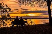 bici lago di como tour