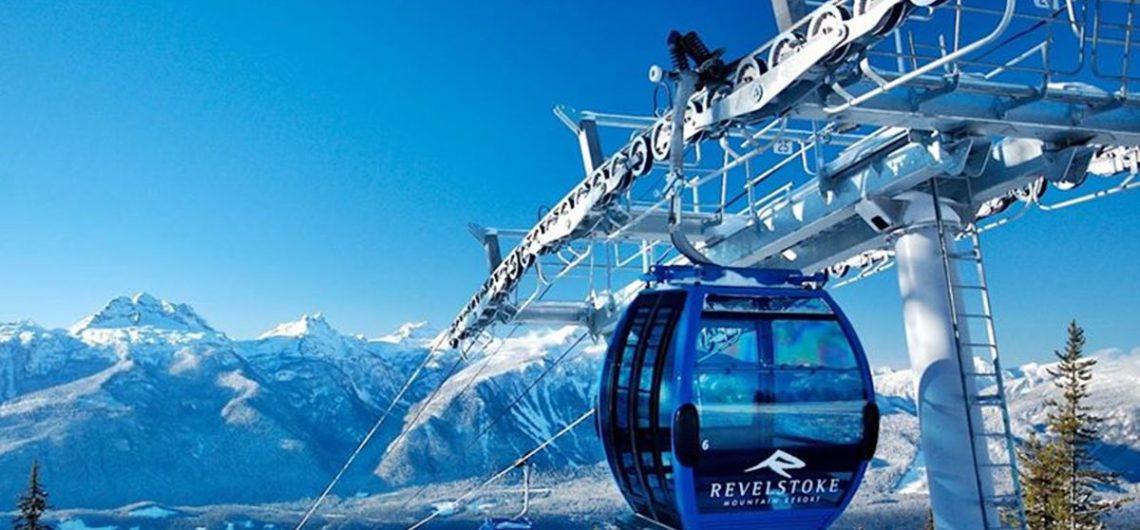 sci e snowboard in canada revelstoke