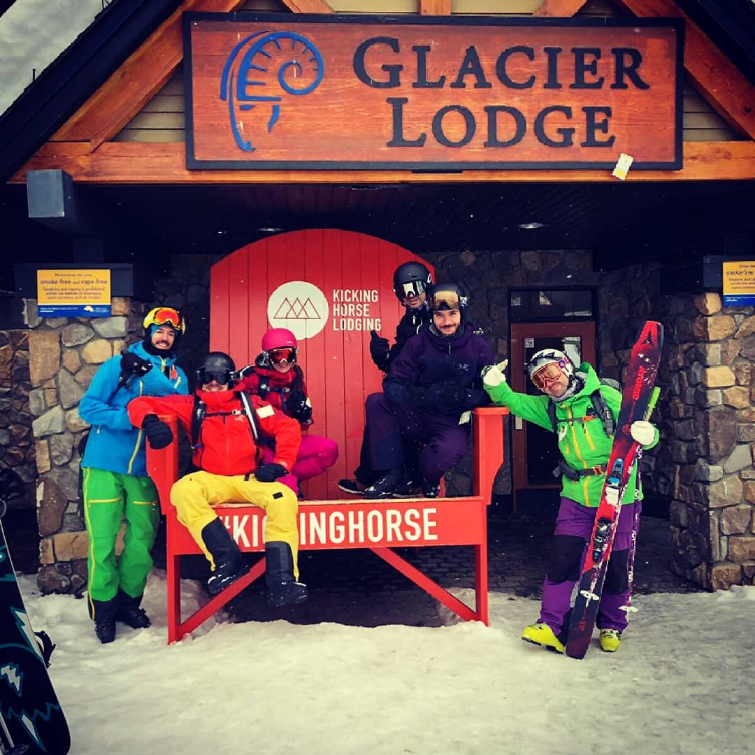 viaggi sport canada magic ski tour