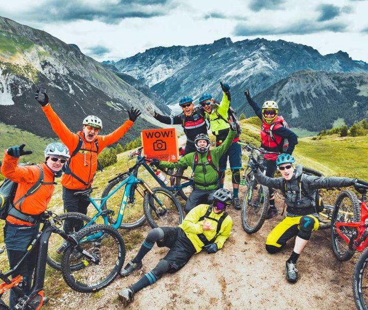Mountain Bike Enduro Ebike Livigno Tour Copyright Photo Livigno Carosello