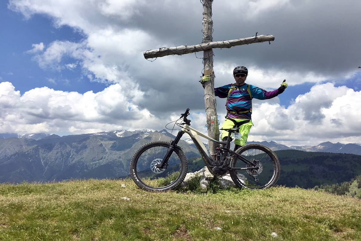 orobie mountain bike lodge bici elettriche ebike noleggio mountain bike enduro pedalata assistita
