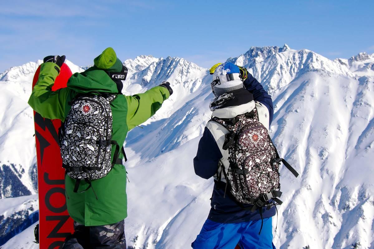 sci snowboard alto adige freeride fuoripista