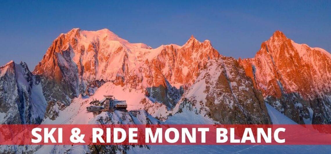 sci snowboard splitboard freeride courmayeur monte bianco powder