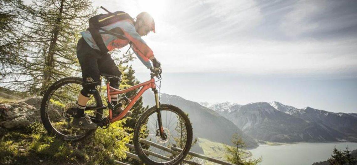 mtb mountain bike enduro alto adige val venosta