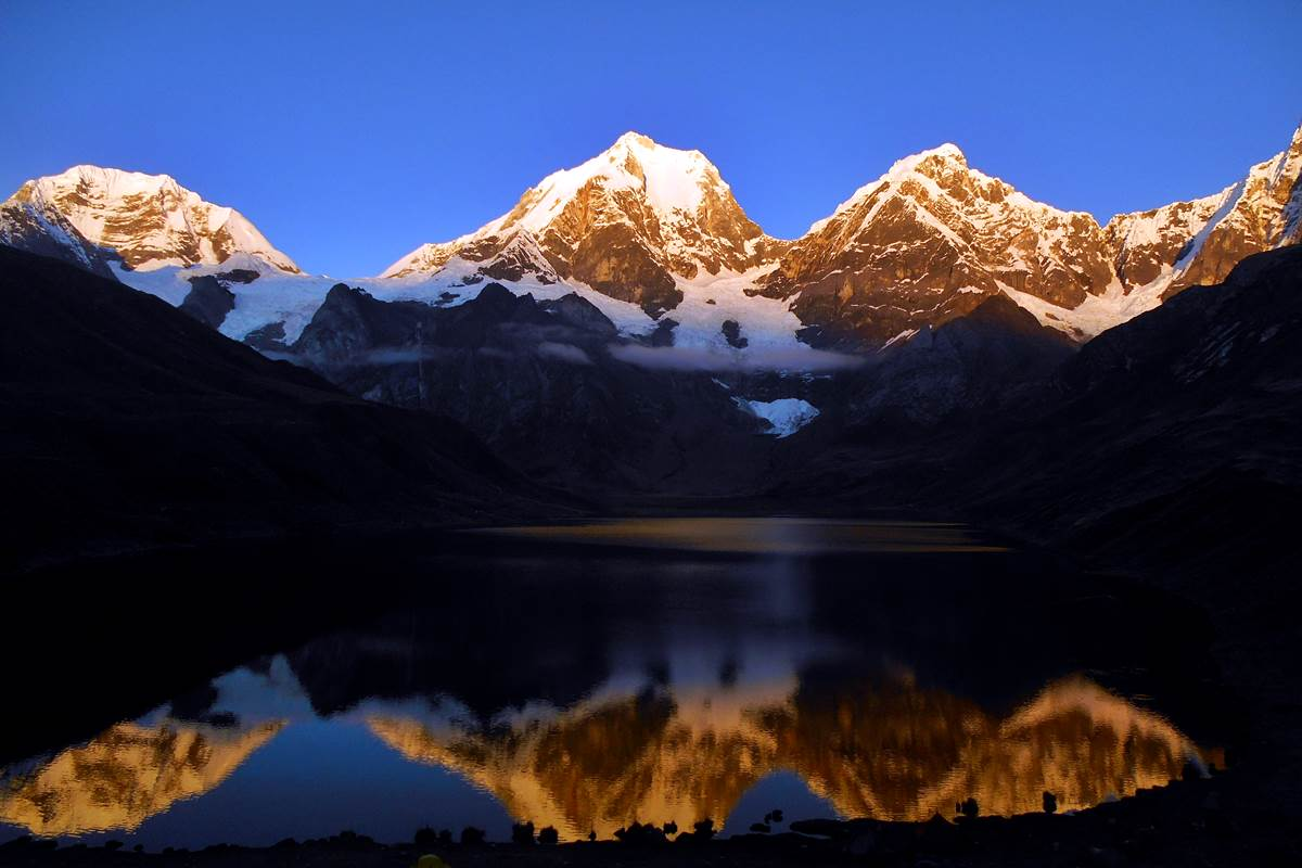 trekking perù