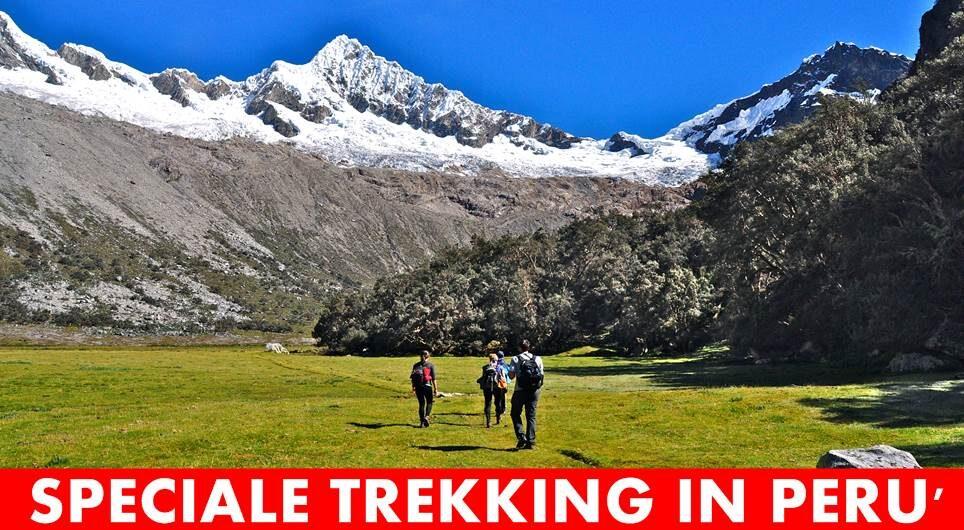 viaggio in perù trekking 10 giorni