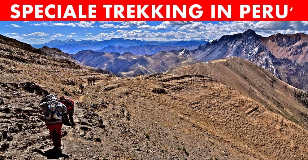 viaggio in perù trekking 15 giorni