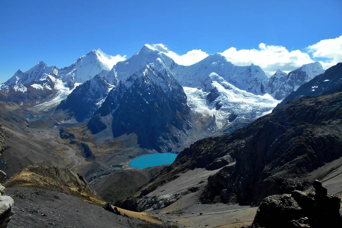 viaggio trekking perù cordillera blanca huayhuash