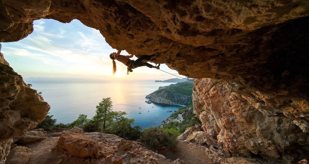 vacanza arrampicata maiorca baleari